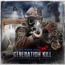GENERATION KILL - Red White And Blood (Special Edition) (CD)