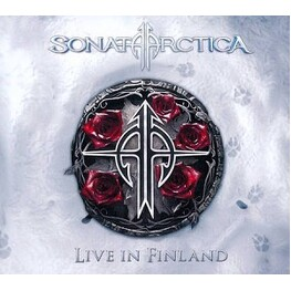 SONATA ARCTICA - Live In Finland (Special Edition) (2 DVD + CD)