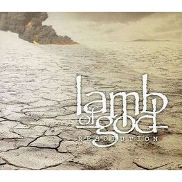 LAMB OF GOD - Resolution (CD)