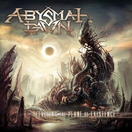 ABYSMAL DAWN - Leveling The Plane Of Existence (CD)