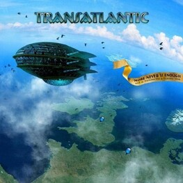 TRANSATLANTIC - More Never Is Enough (3CD + 2DVD)