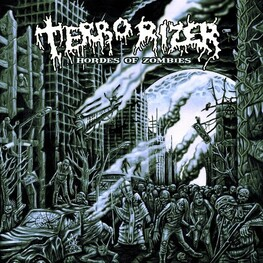 TERRORIZER - Hordes Of Zombies (CD)