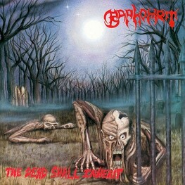 BAPHOMET - Dead Shall Inherit, The (CD)