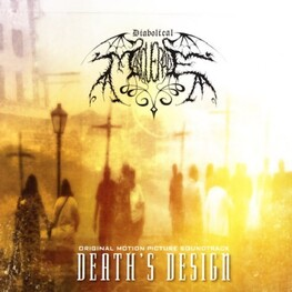 DIABOLICAL MASQUERADE - Death's Design (CD)