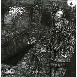 DARKTHRONE - Fuck Off And Die (F.O.A.D.) (CD)