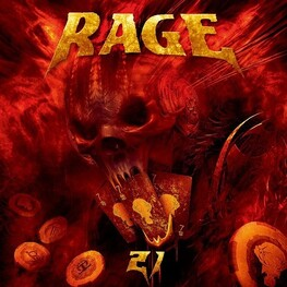 RAGE - 21 (Special Edition) (2CD)