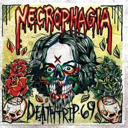 NECROPHAGIA - Deathtrip 69 (CD)
