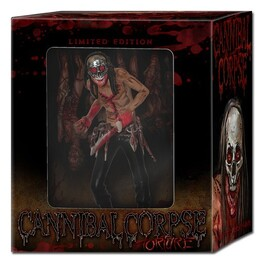 CANNIBAL CORPSE - Torture: Limited Deluxe Box Set (With Figurine) (CD)
