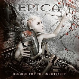 EPICA - Requiem For The Indifferent (CD)