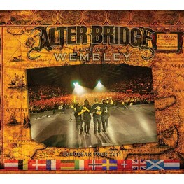 ALTER BRIDGE - Live At Wembley (W/dvd) (CD)