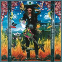 STEVE VAI - Passion & Warfare (CD)