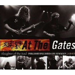 AT THE GATES - Slaughter Of The Soul/purgator (2CD)