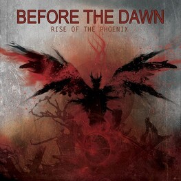 BEFORE THE DAWN - Rise Of The Phoenix (Limited Edition) (CD)