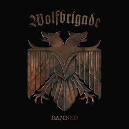WOLFBRIGADE - Damned (CD)