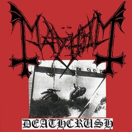 MAYHEM - Deathcrush (Dark Purple Vinyl) (LP)