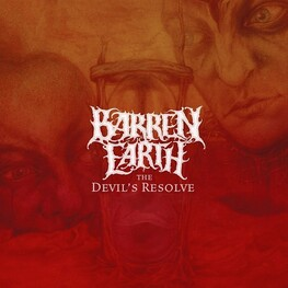 BARREN EARTH - The Devil's Resolve (Limited Edition Media Book) (CD)
