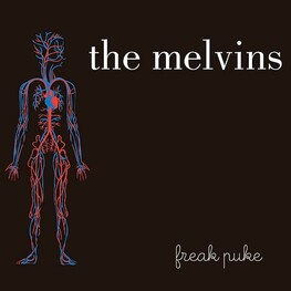 THE MELVINS - Freak Puke (CD)