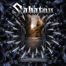 SABATON - Attero Dominatus (Re-armed) (CD)