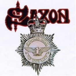 SAXON - Strong Arm Of The Law-hq- (180 Gram Double White Vinyl Reissue) (2LP (180g))