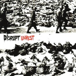 DISRUPT - Unrest (Reissue) (CD)