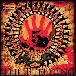 FIVE FINGER DEATH PUNCH - The Bleeding (7in)
