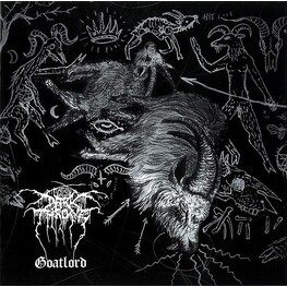 DARKTHRONE - Goatlord (LP)