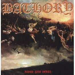 BATHORY - Under The Sign Of.. -hq- (Limited Edition Gatefold Blue Vinyl Reissue) (LP)