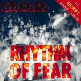 M.O.D. - Rhythm Of Fear (CD)