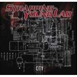 STRAPPING YOUNG LAD - City (Reissue) (CD)
