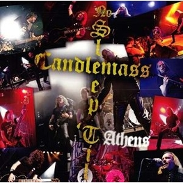 CANDLEMASS - No Sleep 'til Athens-ltd- (Coloured Exclusive Double Vinyl) (2LP (180g))