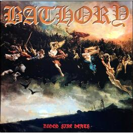 BATHORY - Blood Fire Death (LP (180g))