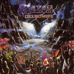 SAXON - Rock The Nations (2 Lp) (2LP)