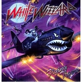 WHITE WIZZARD - Flying Tigers (LP)