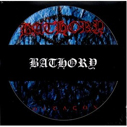 BATHORY - Octagon (Pic Disc Collectors Edition/hard Cover) (LP)