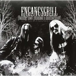 FENRIZ`RED PLANET/NATTEFR - Engangsgrill (LP)