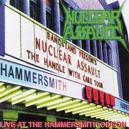 NUCLEAR ASSAULT - Live At Hammersmith (LP)