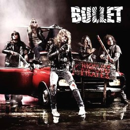 BULLET - Highway Pirates (LP)