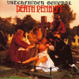WITCHFINDER GENERAL - Death Penalty (LP)