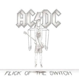 AC/DC - Flick Of The Switch (Remastered) (LP)