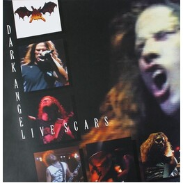 DARK ANGEL - Live Scars (Lmtd Ed.) (LP)