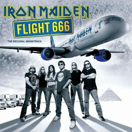 IRON MAIDEN - Flight 666: The Original Soundtrack (Picture Disc Lp) (2LP (180g))