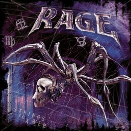 RAGE - Strings To A Web (LP)