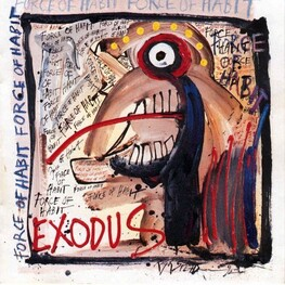 EXODUS - Force Of Habit (Lmtd Ed.) (LP)