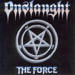 ONSLAUGHT - Force (Lmtd Ed. 2 Lp/180 G Red Vinyl) (2LP)