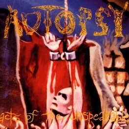 AUTOPSY - Acts Of The Unspeakable (LP)