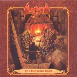 MAGNUM - On A Storytellers Night (2 Lp) (2LP)