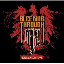BLEEDING THROUGH - Declaration (LP)