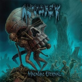 AUTOPSY - Macabre Eternal (LP)