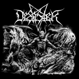 DESASTER - Arts Of Destruction, The (CD)