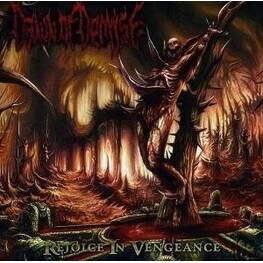 DAWN OF DEMISE - Rejoice In Vengeance (CD)